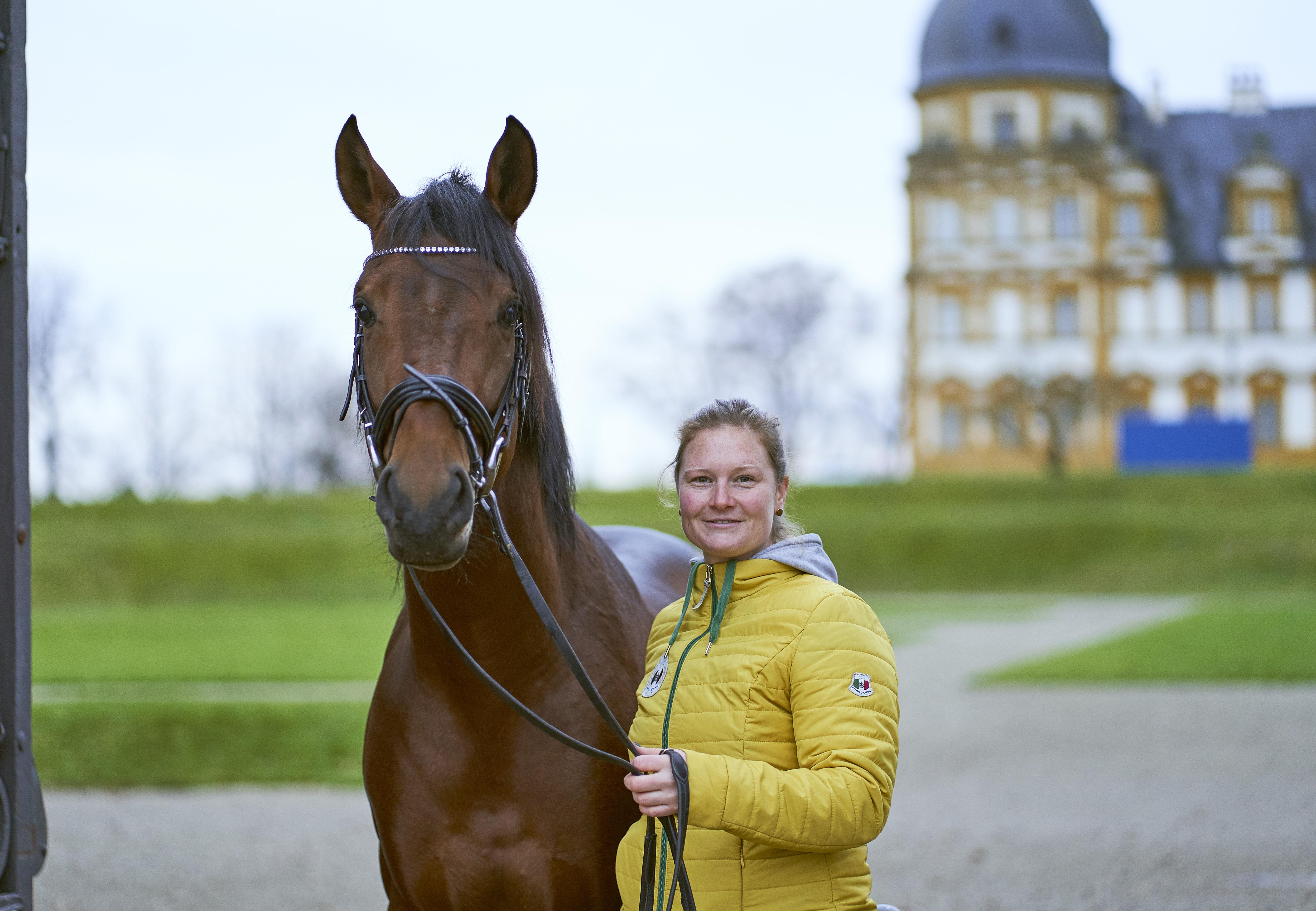 Ganzheitliches Gesundheitskonzept für Pferd und Reiter