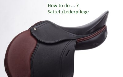 Sattel-/Lederpflege